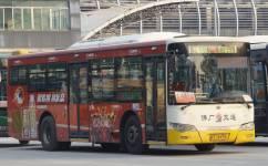 广州佛263路公交车路线