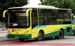 广州347路公交车路线