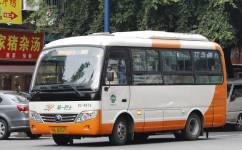 广州961路公交车路线