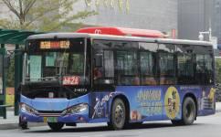 广州花63A路公交车路线