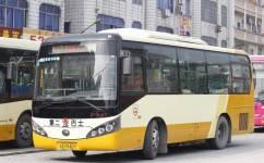广州654路公交车路线