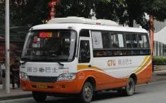 广州南31A路公交车路线