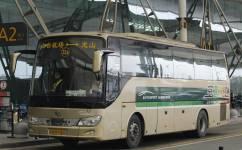 广州空港快线顺德龙山线公交车路线