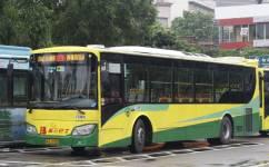 广州836路公交车路线