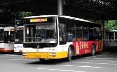广州705路公交车路线