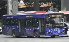 广州71路公交车路线