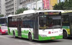 广州233路公交车路线