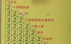 广州增城15路公交车路线