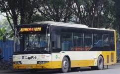 广州309路公交车路线