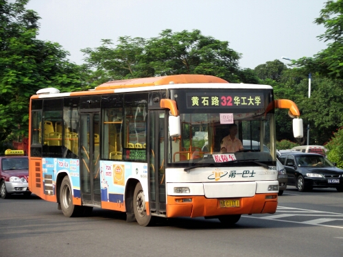 广州32路公交车路线
