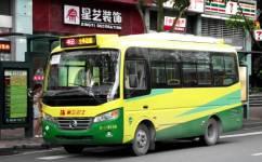 广州468路公交车路线