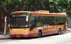 广州76路公交车路线