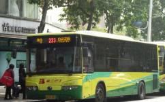 广州223路公交车路线