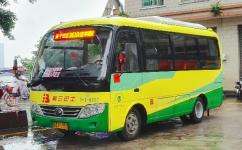 广州361A路公交车路线