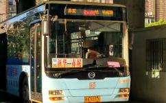广州花68短线公交车路线