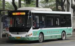 广州番微公交5A路公交车路线