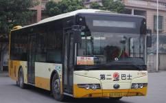 广州番76路公交车路线