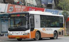 广州南25路公交车路线