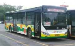 广州573快线公交车路线