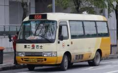 广州658路公交车路线