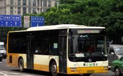 广州301A路公交车路线