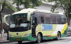 广州广佛城巴4线公交车路线