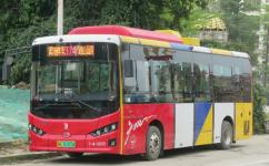 广州374路公交车路线