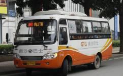 广州南8路公交车路线