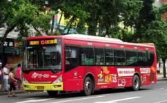 广州124路公交车路线