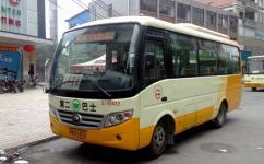 广州732路公交车路线