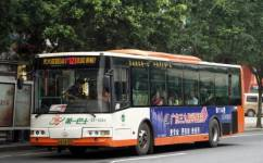 广州123路公交车路线