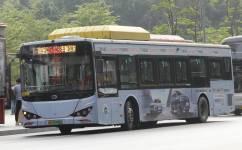 广州543路公交车路线