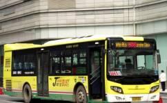 广州506路公交车路线