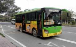 广州增城105路公交车路线