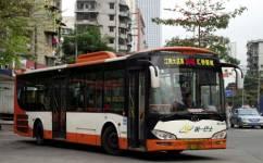 广州244A路公交车路线