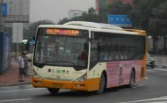 广州565路公交车路线