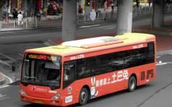 广州140路公交车路线