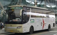 广州空港快线2号线公交车路线