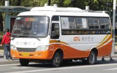 广州南W1B路公交车路线