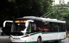 广州113路公交车路线