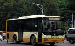 广州180路公交车路线