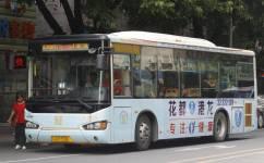 广州花76路公交车路线