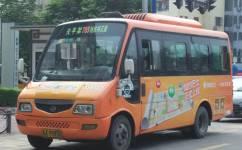 广州785路公交车路线