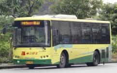 广州391路公交车路线