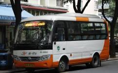 广州962路公交车路线