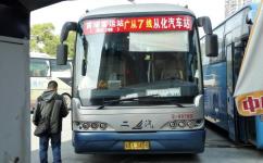 广州广从7线公交车路线