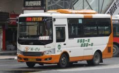 广州781路公交车路线