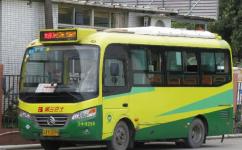 广州492路班车公交车路线