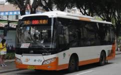 广州966路公交车路线