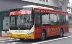广州从806路公交车路线